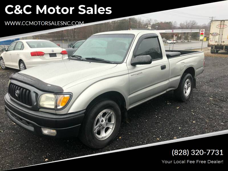 2004 Toyota Tacoma for sale at C&C Motor Sales LLC in Hudson NC