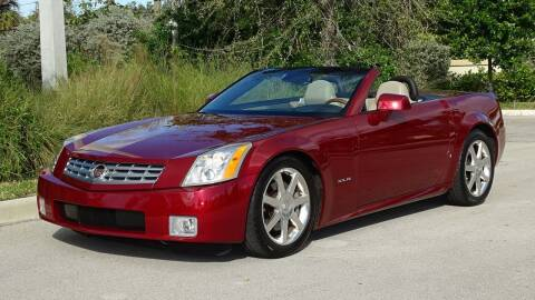 2006 Cadillac XLR for sale at Premier Luxury Cars in Oakland Park FL
