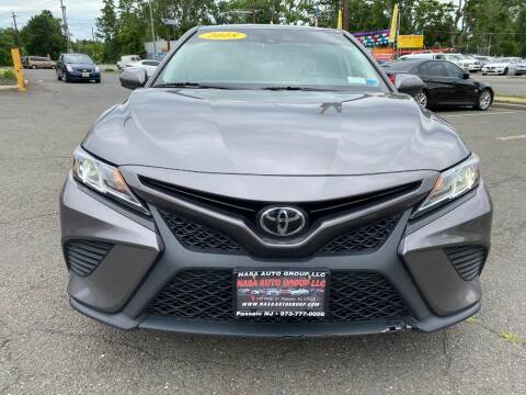 2018 Toyota Camry for sale at Nasa Auto Group LLC in Passaic NJ