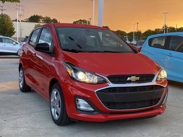 2021 Chevrolet Spark for sale in Muskegon, MI