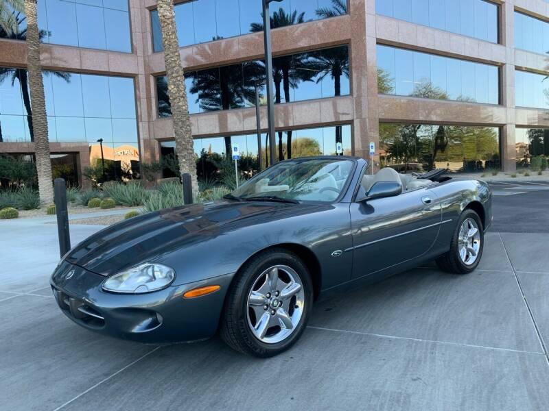 1998 Jaguar XK-Series for sale in Tempe, AZ