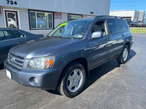 2005 Toyota Highlander for sale at Shermans Auto Sales in Webster NY
