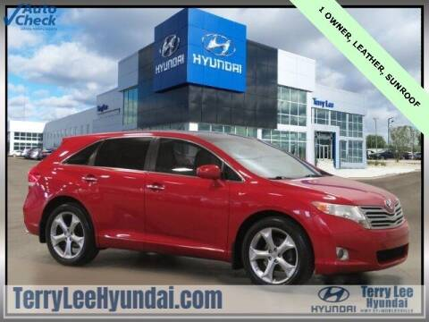 2010 Toyota Venza for sale at Terry Lee Hyundai in Noblesville IN