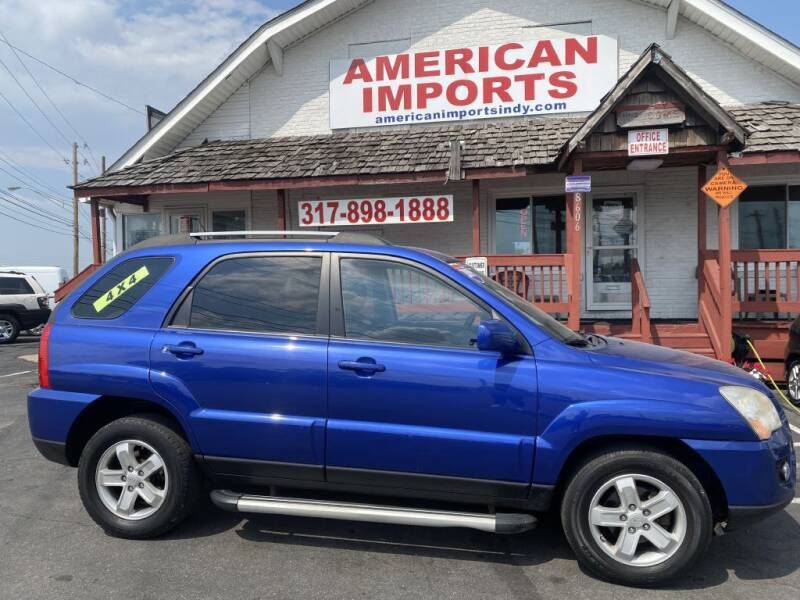 2009 Kia Sportage for sale in Indianapolis, IN