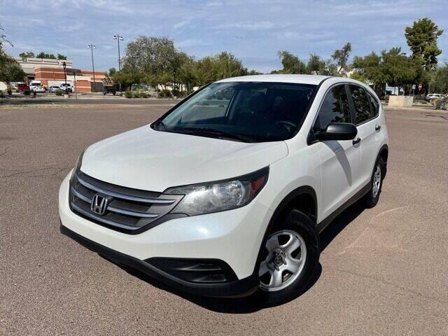 2014 Honda CR-V for sale at DR Auto Sales in Glendale AZ