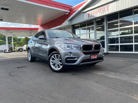 2015 BMW X6 for sale at Furrst Class Cars LLC in Charlotte NC