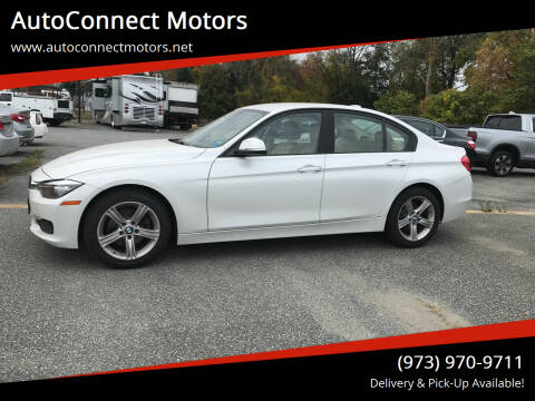 2014 BMW 3 Series for sale at AutoConnect Motors in Kenvil NJ