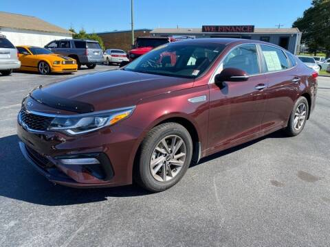 2020 Kia Optima for sale at Modern Automotive in Boiling Springs SC