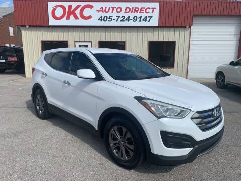 2013 Hyundai Santa Fe Sport for sale at OKC Auto Direct in Oklahoma City OK