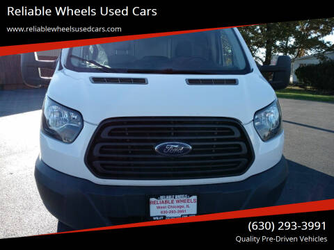 2016 Ford Transit Cargo for sale at Reliable Wheels Used Cars in West Chicago IL