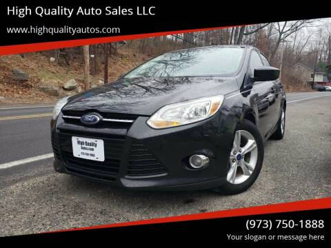 2012 Ford Focus for sale at High Quality Auto Sales LLC in Bloomingdale NJ