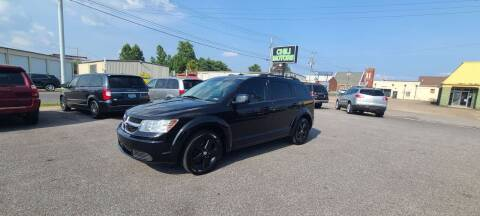 2009 Dodge Journey for sale at CHILI MOTORS in Mayfield KY
