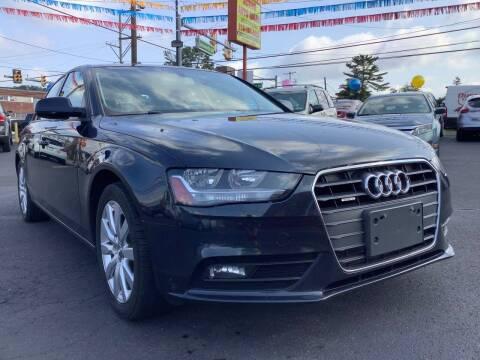 2014 Audi A4 for sale at Active Auto Sales in Hatboro PA