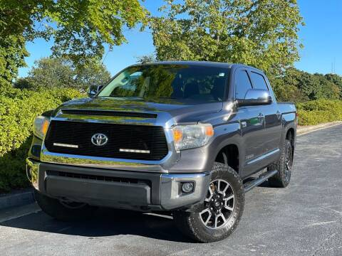 2014 Toyota Tundra for sale at William D Auto Sales in Norcross GA