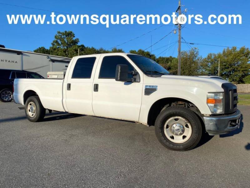 2010 Ford F-250 Super Duty for sale at Town Square Motors in Lawrenceville GA