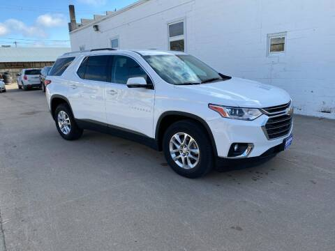 2018 Chevrolet Traverse for sale at Kobza Motors Inc. in David City NE