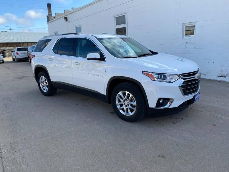 2018 Chevrolet Traverse for sale at Kobza Motors Inc. in David City NE