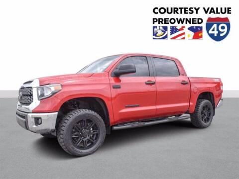 2019 Toyota Tundra for sale at Courtesy Value Pre-Owned I-49 in Lafayette LA