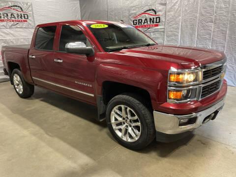 2014 Chevrolet Silverado 1500 for sale at GRAND AUTO SALES in Grand Island NE