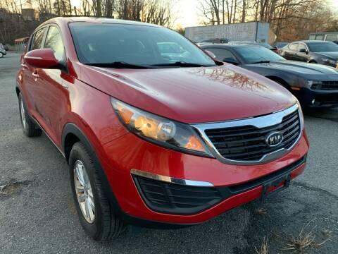 2011 Kia Sportage for sale at D & M Discount Auto Sales in Stafford VA