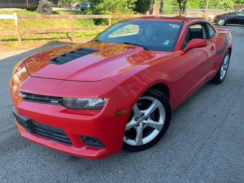 2014 Chevrolet Camaro for sale at Philip Motors Inc in Snellville GA