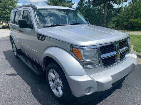 2007 Dodge Nitro for sale at LA 12 Motors in Durham NC