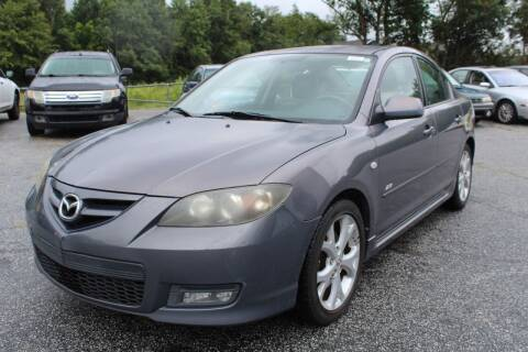 2008 Mazda MAZDA3 for sale at UpCountry Motors in Taylors SC