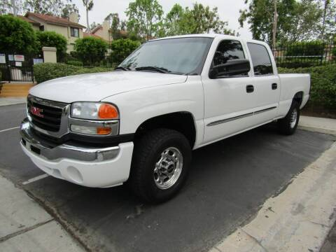 2007 GMC Sierra 2500HD Classic for sale at E MOTORCARS in Fullerton CA