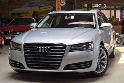 2012 Audi A8 L for sale at Chicago Cars US in Summit IL
