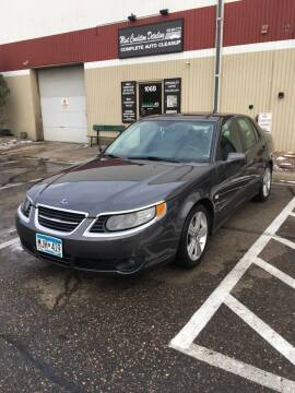 2009 Saab 9-5 for sale at Specialty Auto Wholesalers Inc in Eden Prairie MN