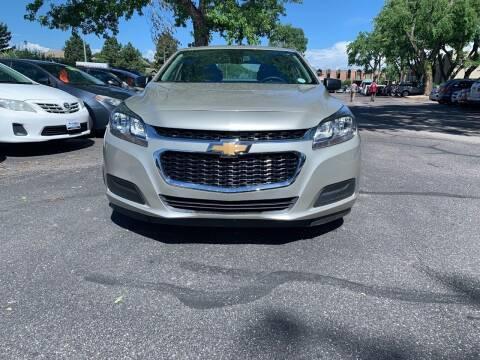 2016 Chevrolet Malibu Limited for sale at Global Automotive Imports of Denver in Denver CO