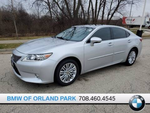 2014 Lexus ES 350 for sale at BMW OF ORLAND PARK in Orland Park IL