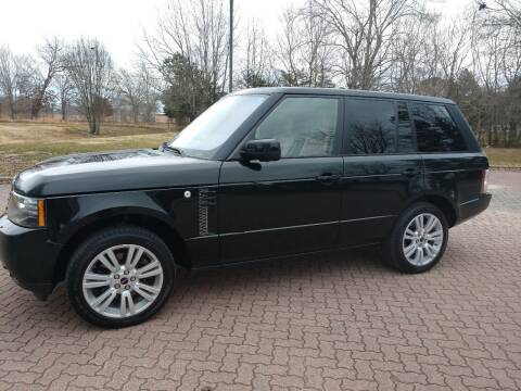 2012 Land Rover Range Rover for sale at CARS PLUS in Fayetteville TN
