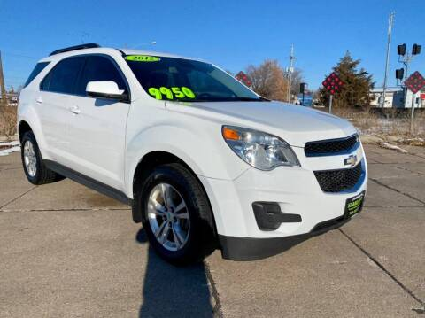 2012 Chevrolet Equinox for sale at Island Auto Express in Grand Island NE