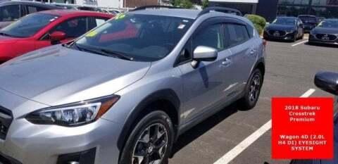 2018 Subaru Crosstrek for sale at 495 Chrysler Jeep Dodge Ram in Lowell MA