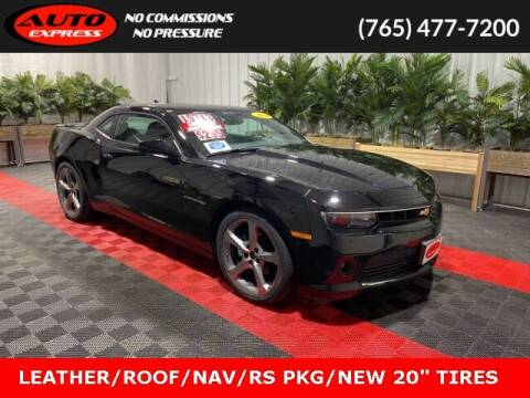 2014 Chevrolet Camaro for sale at Auto Express in Lafayette IN