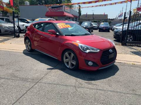 2013 Hyundai Veloster for sale at Metro Auto Exchange 2 in Linden NJ