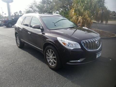2016 Buick Enclave for sale at JOE BULLARD USED CARS in Mobile AL