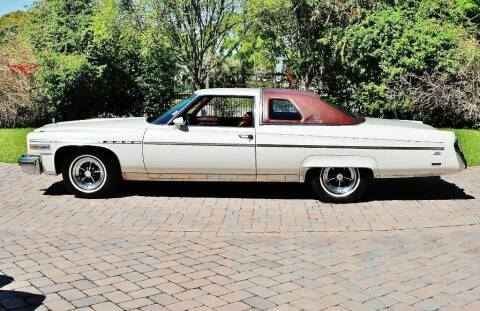 1976 Buick Electra for sale at George's Used Cars Inc in Orbisonia PA
