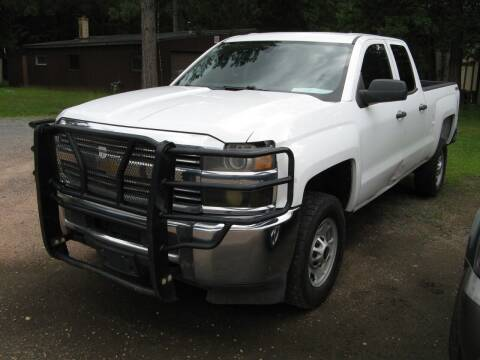 2015 Chevrolet Silverado 2500HD for sale at Champines House Of Wheels in Kronenwetter WI