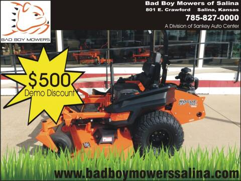 Bad Boy Rogue 72 for sale at Bad Boy Mowers Salina in Salina KS