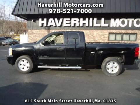 2011 Chevrolet Silverado 1500 for sale at 125 Auto Finance in Haverhill MA