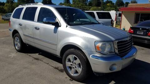 2008 Chrysler Aspen for sale at Marvelous Motors in Garden City ID