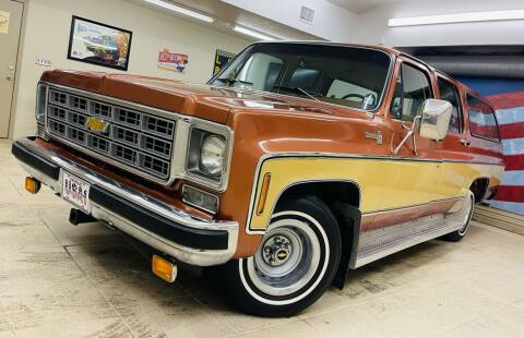 1978 Chevrolet Suburban for sale at PennSpeed in New Smyrna Beach FL