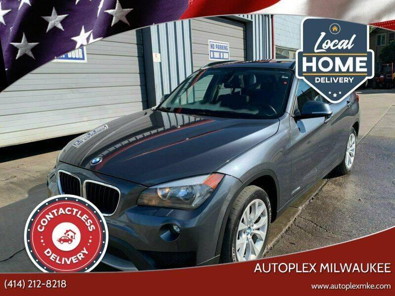 2013 BMW X1 for sale at Autoplex Milwaukee in Milwaukee WI