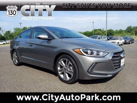 2017 Hyundai Elantra for sale at City Auto Park in Burlington NJ