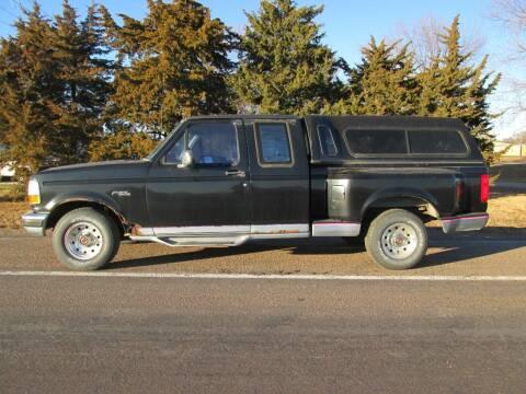 1994 Ford F-150 for sale at Joe's Motor Company in Hazard NE
