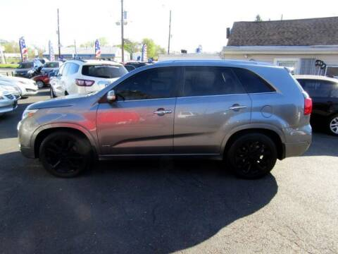 2014 Kia Sorento for sale at American Auto Group Now in Maple Shade NJ