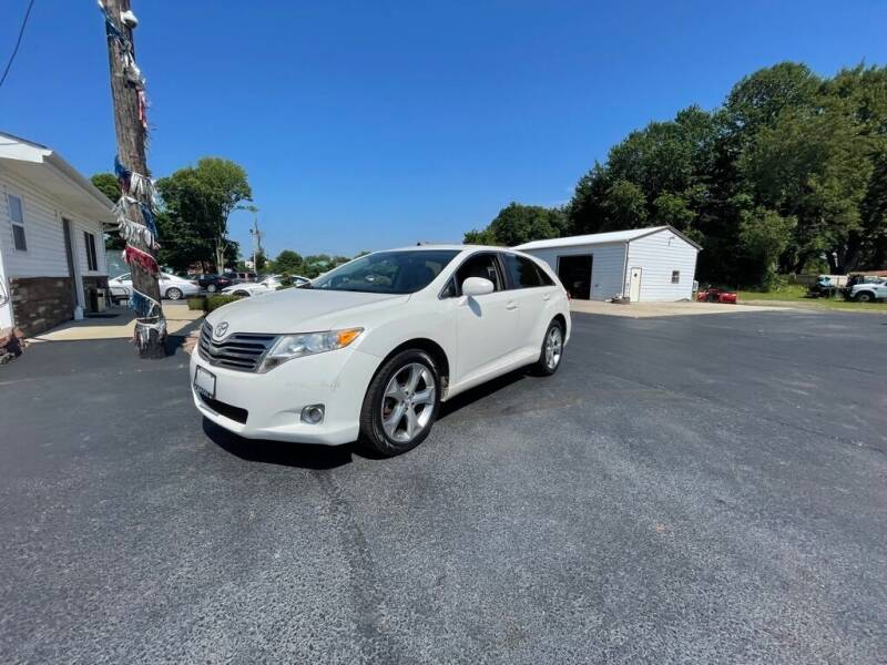 2009 Toyota Venza for sale at Best Motor Auto Sales in Perry OH