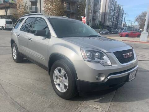 2008 GMC Acadia for sale at FJ Auto Sales in North Hollywood CA
